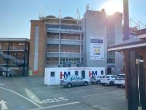 Imperial Wanderers Stadium